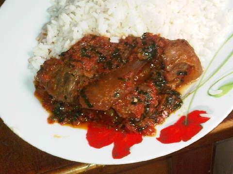 Nigerian Cuisines