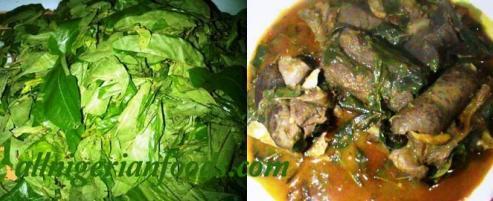 Nigerian Uha Soup