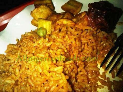 Delicious Jollof Rice