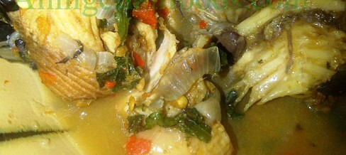 Cat Fish Peppersoup