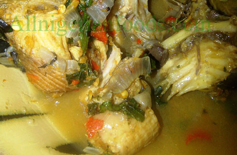 how to prepare fish pepper soup