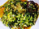 Okra Soup Delicious