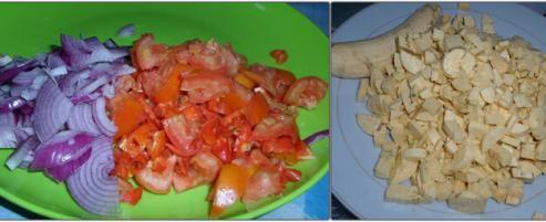 plantain porridge ingredients