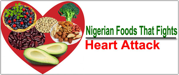 heart attack foods