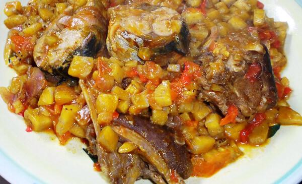 plantain-porridge