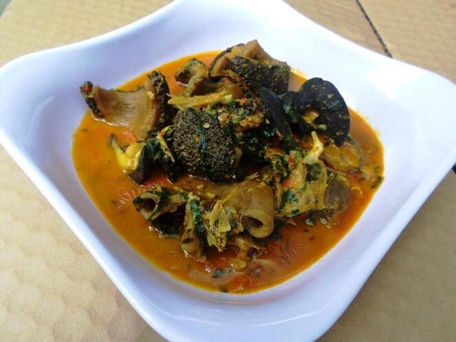 Ofe owerri (owerri soup)