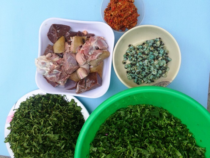 Ingredients For Edikaikong