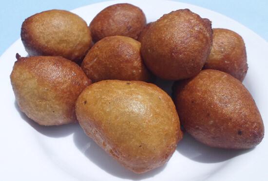 Puff Puff Nigeria Snack