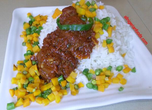 Tomato stew recipe