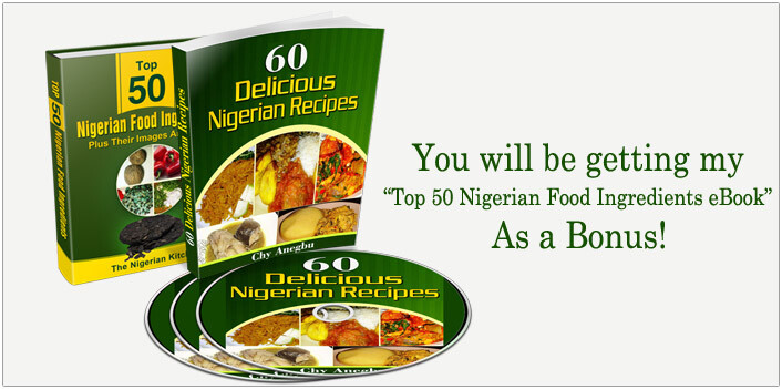 Delicious and easy nigerian recipes nigerian cookbook nigerian recipes forumfinder Images