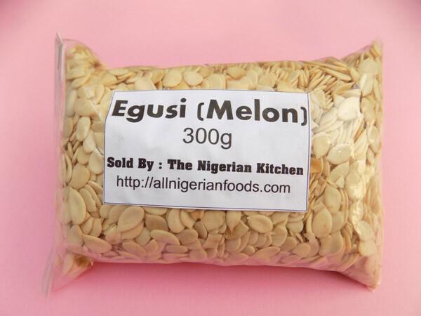 Egusi seeds - Nigerian ingredients