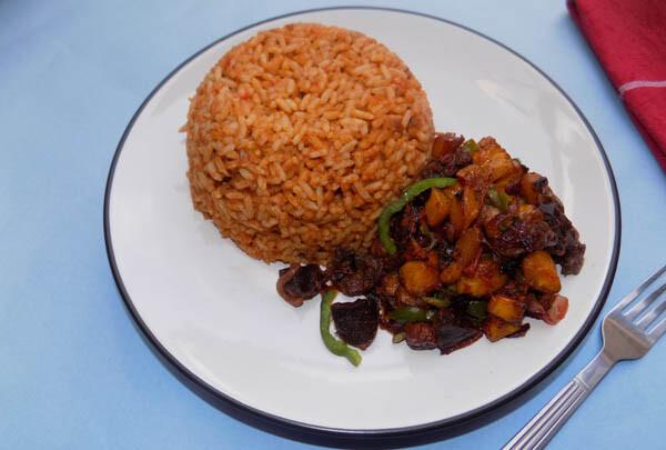 Jollof Rice Gizdodo