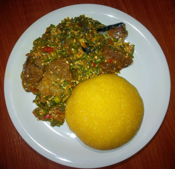 Igbo foods a complete list of foods eaten by igbo people okro soup forumfinder Image collections