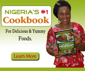 Nigerian cookbook