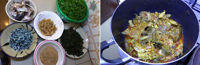 Afang Ingredients