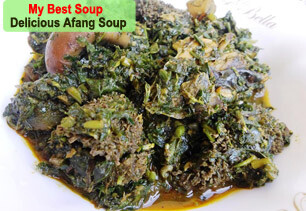 Afang Soup