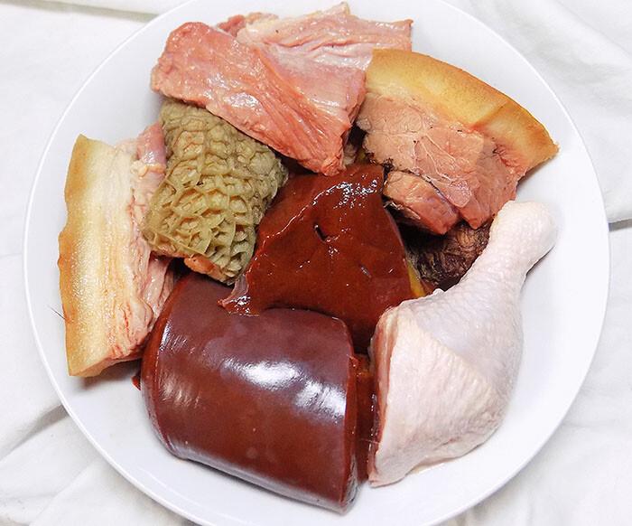 Assorted cow beef - Nigerian