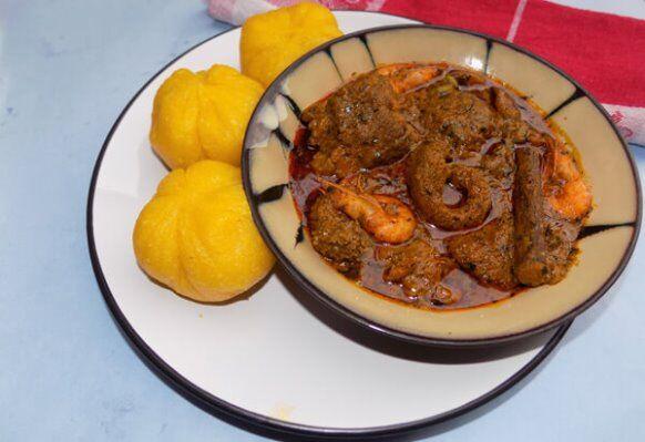 Banga Soup3 All Nigerian Foods