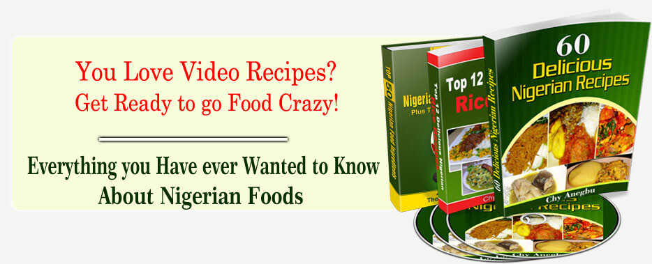 Nigerian cookbooks buy books for making nigerian foods nigerian cookbooks forumfinder Images