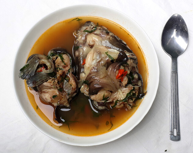 Cat fish pepper soup Recipe