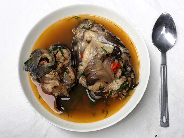 Catfish Peppersoup