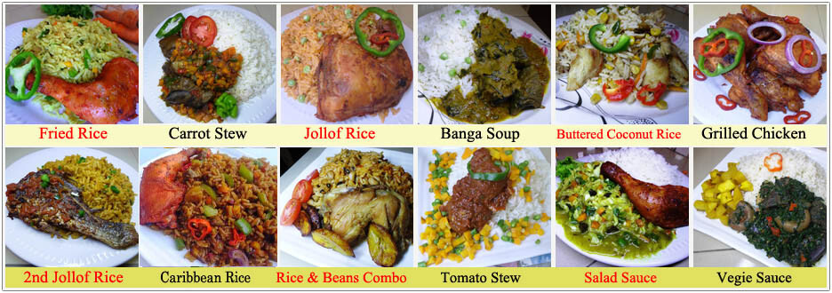 Nigerian christmas foods ideas those are some of the meals you can learn to prepare with the newly launched top 12 delicious rice ebook i have tried so many rice recipes that i am forumfinder Choice Image