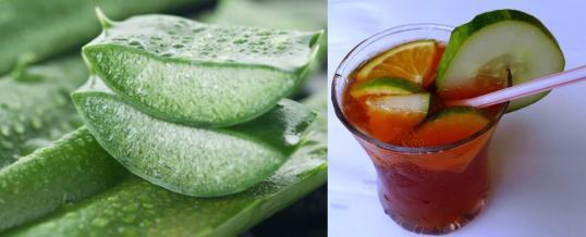 Detoxifying With Aloe Vera