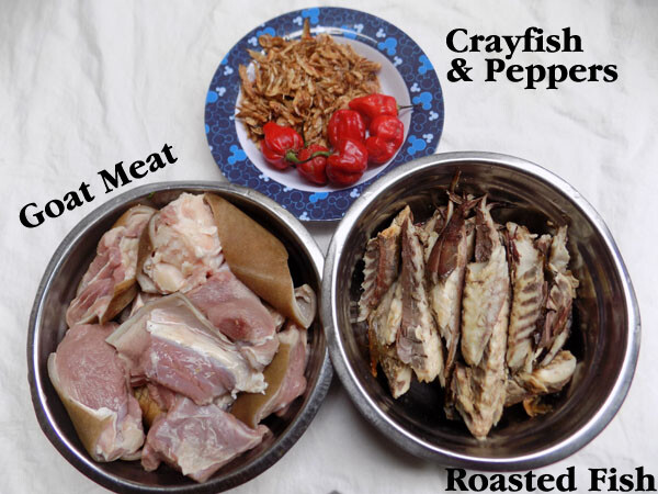 Fish and Meat Ingredients