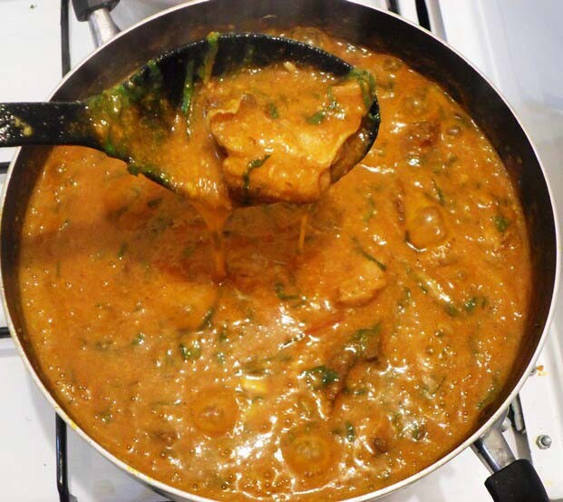 How to make Ogbono soup
