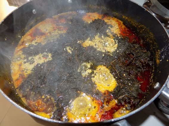 how to make egusi