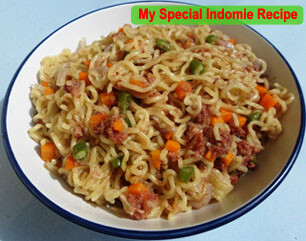Nigerian Indomie Recipes