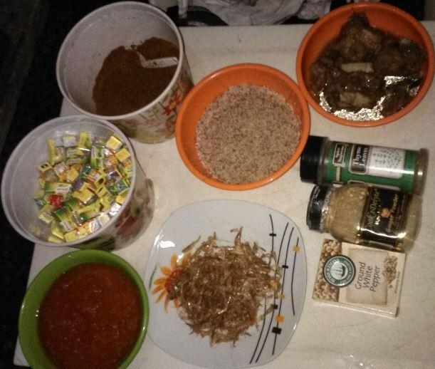 Nigerian food ingredient
