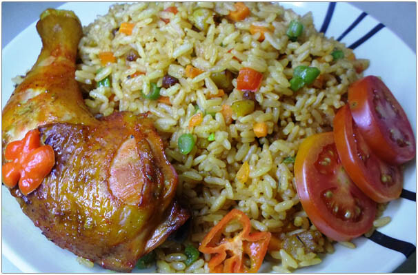 Nigerian dishes recipes for popular dishes in nigeria the first on my list would be the all too popular jollof rice there are just too many jollof rice recipes out there but i think this takes the cake forumfinder Gallery