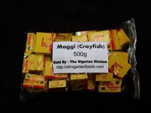 maggi crafish