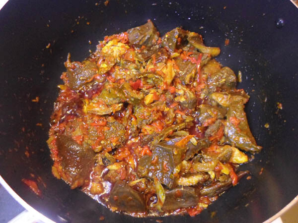 making efo riro