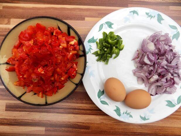 How to make egg sauce