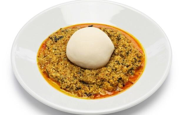 Most consumed food in Nigeria