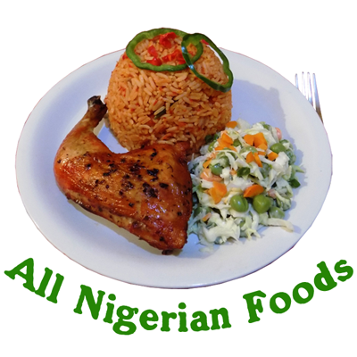 Nigerian foods logo
