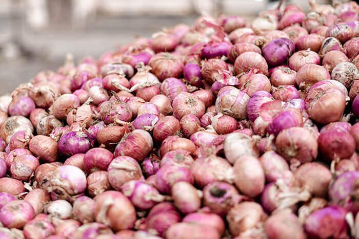 onions - Nigerian foodstuff