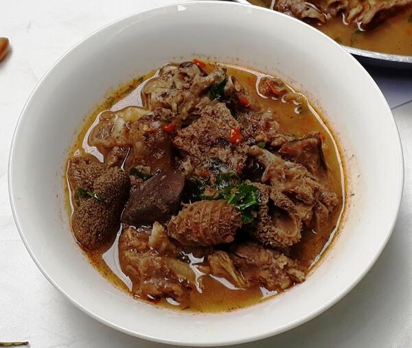 Pepper soup recipe