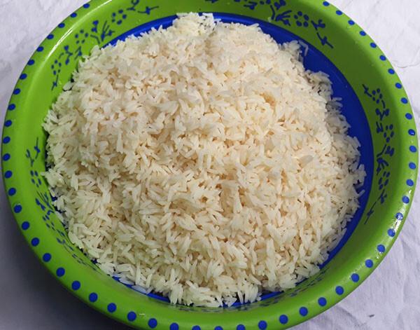 precook rice