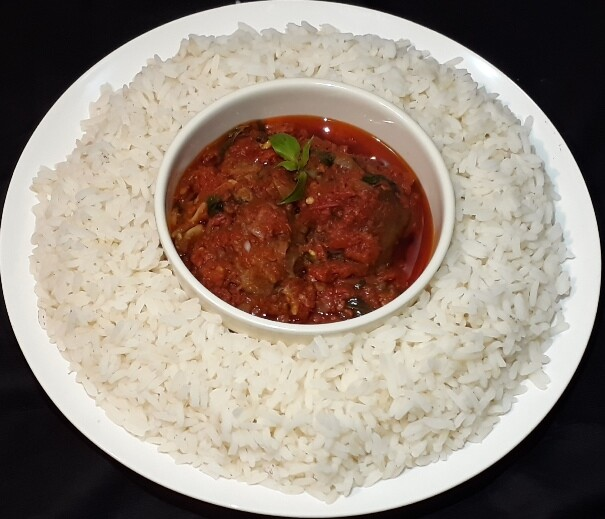 rice and tomato stew