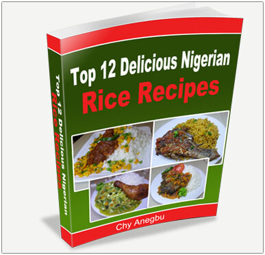Nigerian cookbooks buy books for making nigerian foods top fifty nigerian food ingredients ebook forumfinder Images