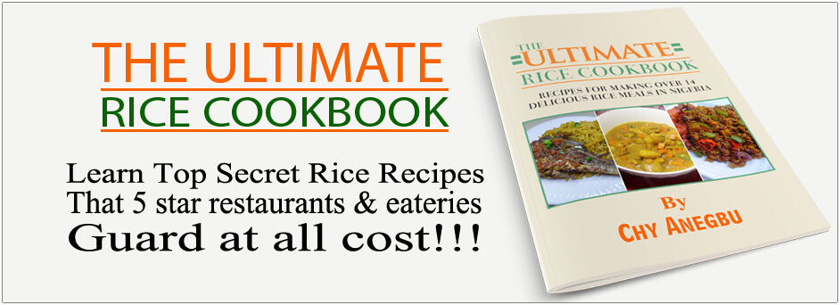 Nigerian Rice Cookbook