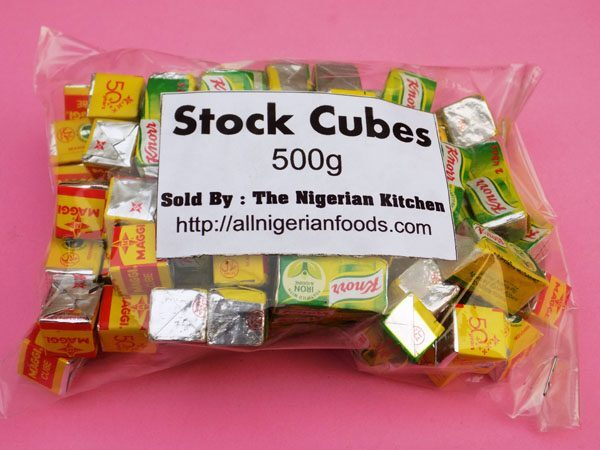 Stock Cubes