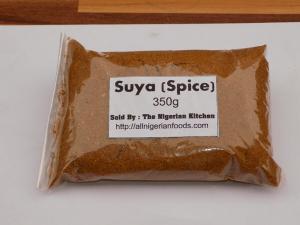 Suya S[ice
