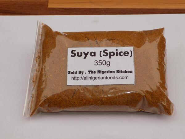 Suya Spice All Nigerian Foods