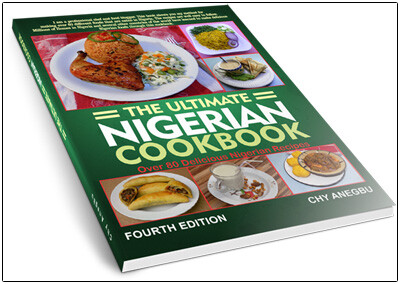 Ultimate Nigerian Cookbook