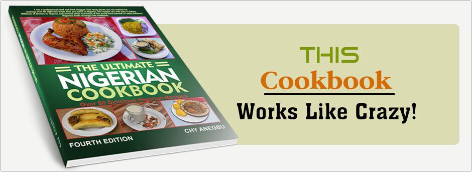 Ultimate Nigerian Cookbook