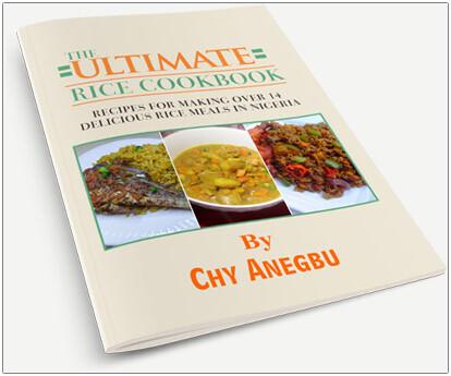 Rice cookbook rice stew chicken fish and salads nigerian rice book forumfinder Choice Image